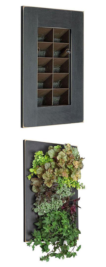 Black GroVert Vertical Planter Body Kit?. Countertop Garden