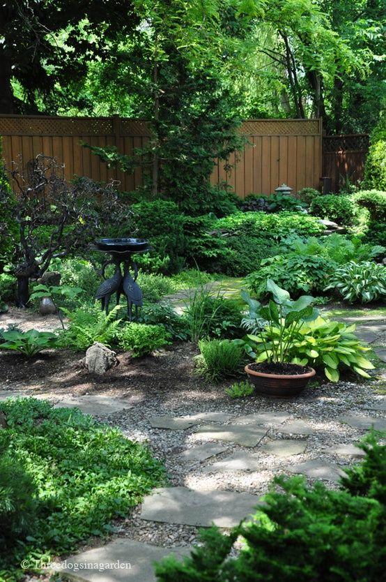 green-garden-path