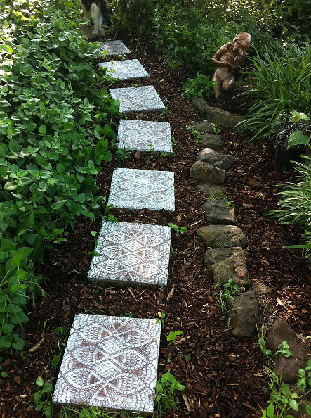 stepping-stones-path